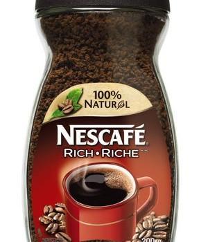 nescafe riche 313x350 - Café instantané Nescafé à 3,88$ au lieu de 6.47$ (sans coupon)