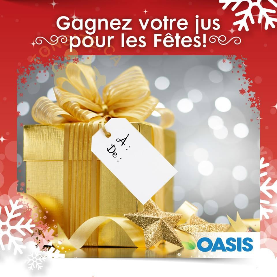 oasis concours