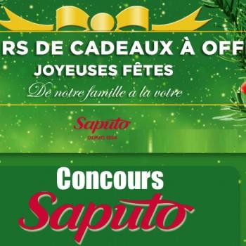 saputo concours 350x350 - Concours Saputo: Gagnez une de 174 cartes-cadeaux