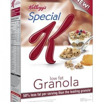 specialk kelloggs 553g 350x350 - Céréales Spécial K de Kellogg's à 99¢ au lieu de 5.99$
