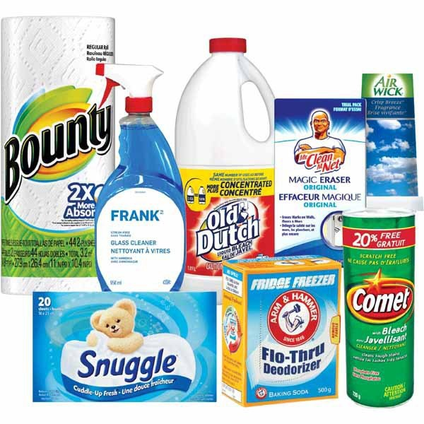 canadiantire produits1 - Produits ménagers à 1$ seulement!