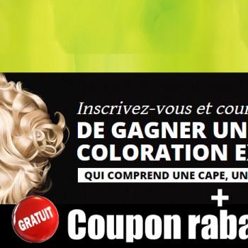 garnier 3 350x350 - Concours Garnier: gagner un kit de coloration expert Garnier!