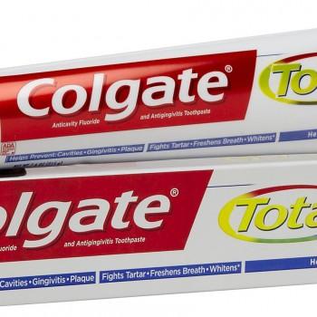 colgate total advanced 350x350 - Brosse à dents ou dentifrice Colgate Total à 79¢ (sans coupon)