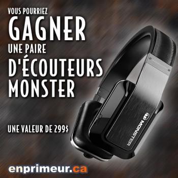 enprimeur 350x350 - Concours Enprimeur: Gagnez une paire d'écouteurs Monster