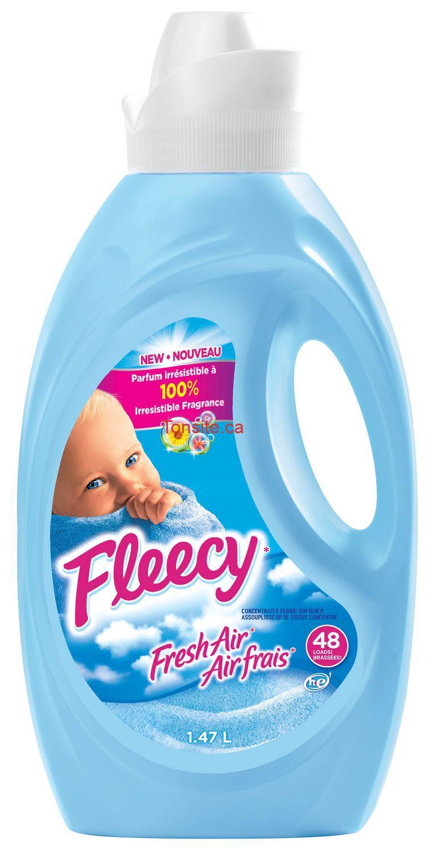 fleecy48 - Assouplissant textile Fleecy (48 brassées ou 80 feuilles) GRATUIT