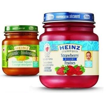 heinz POT 350x309 - Aliments pour bébé Heinz à 39¢ après coupon rabais
