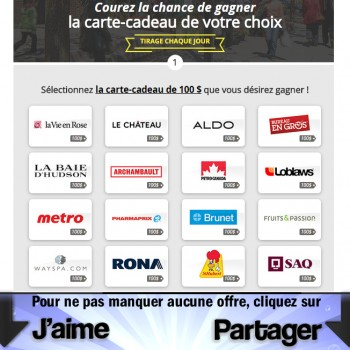 pj jph 350x350 - Concours Pages Jaunes: Gagnez 1 des 30 cartes-cadeaux de 100$