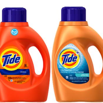 tide produits 350x350 - Coupon rabais à imprimer de 1$ sur un détergent à lessive Tide