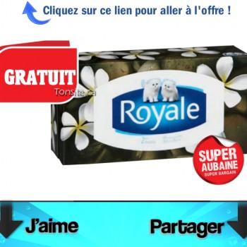 BOITE ROYALE FREE 22222 350x350 - Obtenez une boîte de papier mouchoirs Royale GRATUITEMENT