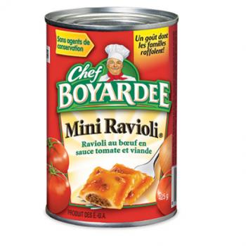 boyardee 350x350 - Coupon rabais (Achetez 1 boîte de Chef Boyardee et obtenez-en 1 gratuite)
