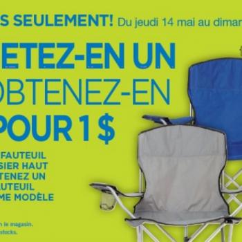 fauteuil quard 350x350 - Achetez un fauteuil Quad à dossier haut et obtenez le deuxième à 1$