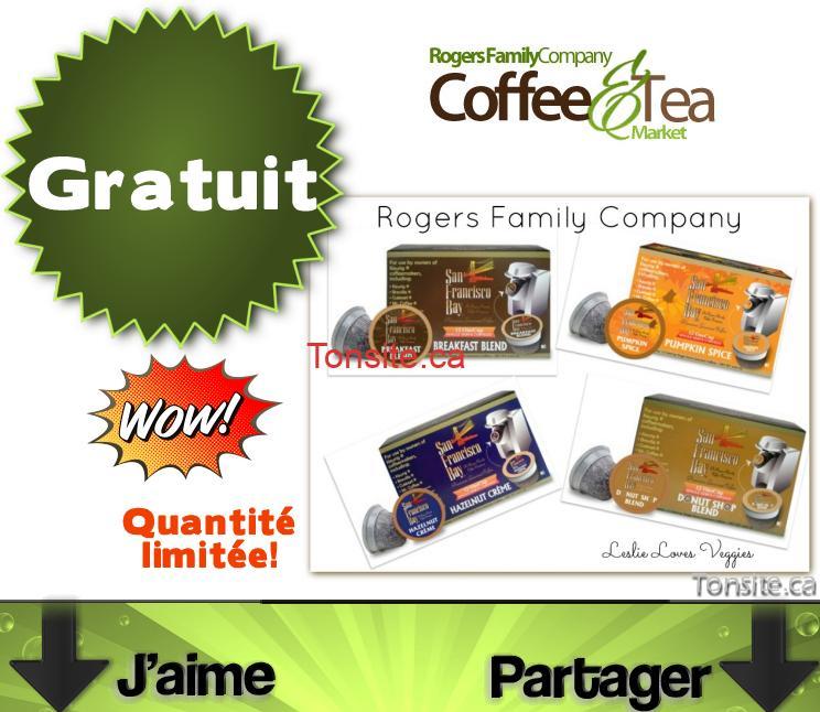 gourmet echantillon gratuit - Gratuit: Obtenez un échantillon gratuit du thé Gourmet de Rogers Family!