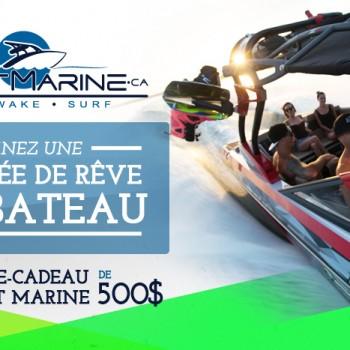 sportmarine jpg 350x350 - Concours Sport Marine: Gagnez une journée de rêve en bateau ou 1 carte-cadeau de 500$