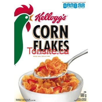0006410059018 - Céréales Corn Flakes à 1$ au lieu de 2,99$