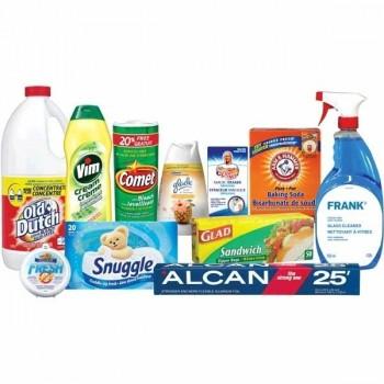 PRODUITS MENAGERS CANADITIRE 350x350 - Aubaine de la semaine: Produits ménagers à 1$ seulement!