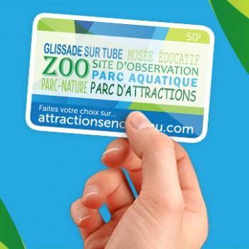 attraction 350x350 - Concours: Gagnez une carte-cadeau de 200$ valide pour plus de 50 attractions!