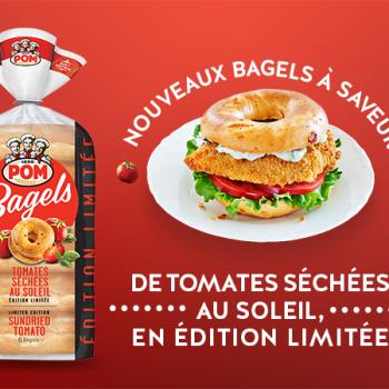 bagel pom 2dolar coupon 350x350 - Bagels Pom (6 unités) à 49¢ seulement!