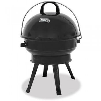 barbecue noir 350x350 - Barbecue portatif au charbon de bois à 15$ seulement!