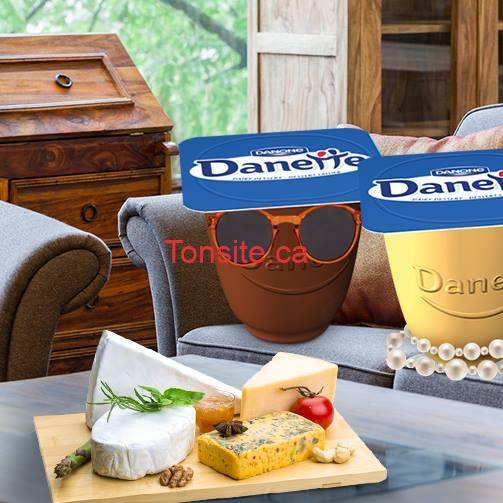 danette concours1 - Concours Danette: Gagnez un coupon pour un emballage de Danette gratuit!