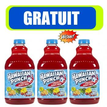 hawaiian punch free 350x350 - Boissons Hawaiian Punch GRATUIT avec coupon