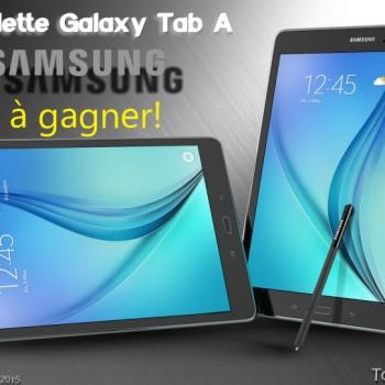 maman pour lavie concours 350x350 - Concours Maman Pour La Vie: Gagnez une tablette Tab A de Samsung (valeur de 429$)