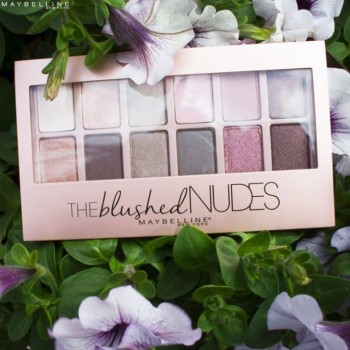 maybelline concours 350x350 - Concours Maybelline: Gagnez une palette de maquillage The Blushed Nudes