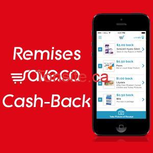 save cashback banner - Remises en argent mobiles