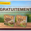 VALNATURE GRATUIT 120x120 - Obtenez une boite de barres val nature noix et graines croustillantes ou des céréales Avoine croquante!