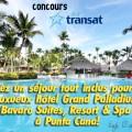 air transat concours 120x120 - Concours Air Transat: Gagnez un séjour de 7 nuits pour 2 personnes tout-inclus à Punta Cana en République Dominicaine