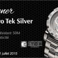 bijouteries qc concours 120x120 - Concours Bijouteries du Québec: Gagnez une montre Pro Tek Silver d'une valeur de 335$