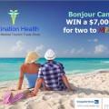 cancun concours 120x120 - Concours Destination Santé: Gagnez un voyage d'une valeur de 7000$ à Cancun!