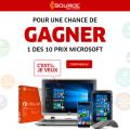 lasource concours1 120x120 - Concours La Source: Gagnez 1 des 10 prix Microsoft