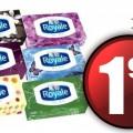 royale mouchoirs1 99 120x120 - 6 boîtes de mouchoirs Royale (3 épaisseurs) à 1,99$ au lieu de 5,49$