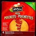 Pizza Pochettes surgelées McCain à 1.74$ seulement!