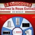 Concours Bosh: Gagnez 1 des 3 lave-vaisselle Bosh (valeur de 2000$) ou 1 des prix instantanés!