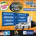 Concours Canada Dry: Gagnez Une Subaru Legacy 2015 ou 1 des 3379 prix instantanés, hebdomadaires et secondaires!