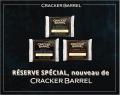 Coupon rabais de 1$ sur le fromage naturel Réserve Spéciale CRACKER BARREL (250 g, saveur au choix)
