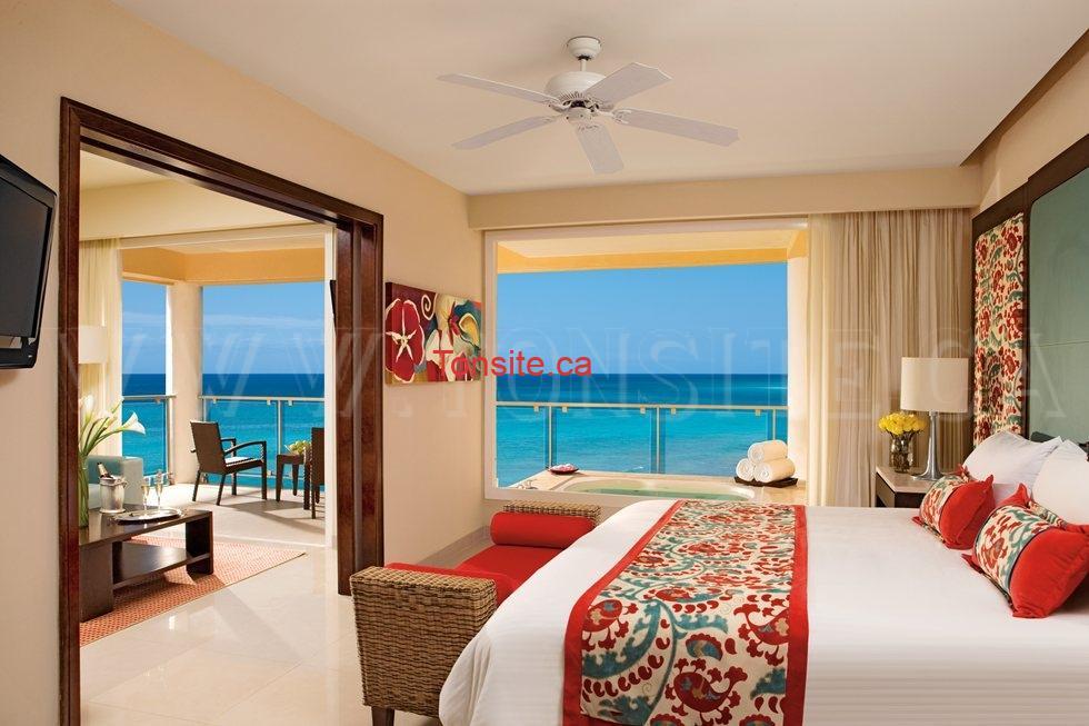 Concours Vileda: Gagnez un séjour de 4 nuits pour 2 personnes au Now Jade Riviera Cancun au Mexique plus des prix quotidiens et hebdomadaires