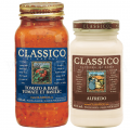 Sauce pour pâtes Classico à 75¢ au lieu de 3.49$