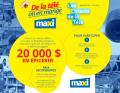 Concours Radio Canada et Maxi: Gagnez 20.000$ en épicerie et plus!