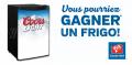 Concours Couche-Tard: Gagnez 1 Frigo Coors Light (valeur de 230$)