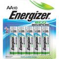 Coupon rabais de 1$ sur les piles Energizer EcoAdvanced AA10, AA12, AAA6 ou AAA8