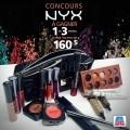 Concours Jean Coutu: Gagnez 1 de 3 ensembles NYX d'une valeur de 160 $!