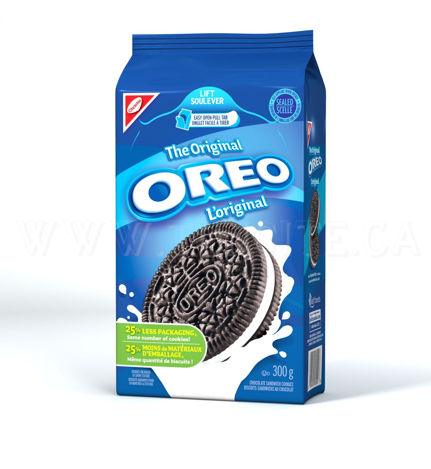 Biscuit Oreo à 1.49$ seulement!