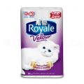 Coupon rabais de 1$ sur n'importe quel format de papier hygiénique Royale Velour