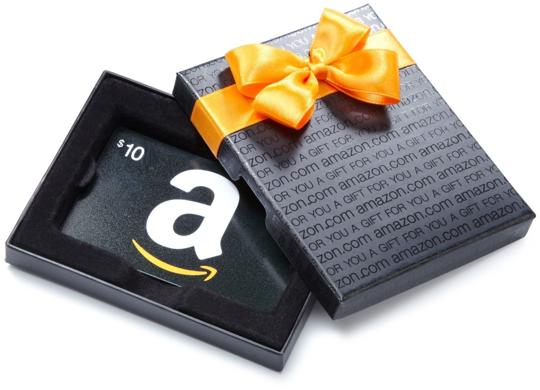 Recevez Une Carte Cadeau Amazon De 10 Gratuite