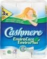 6 rouleaux doubles de papier hygiénique Cashmere Enviro Plus à 99¢ au lieu de 5,99$