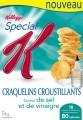 Craquelins croustillants Special K de Kellogg's à 77¢ au lieu de 2,49$