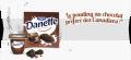 Coupon rabais de 1$ sur le pouding au chocolat Danette (4x100g)
