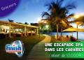 Concours Finish: Gagnez un chèque de 10.000$ pour une escapade spa dans les Caraïbes